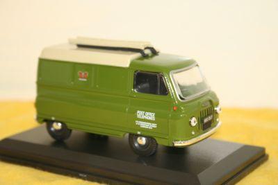 Oxford Die Cast Morris J2 Van 1:43 scale JM001