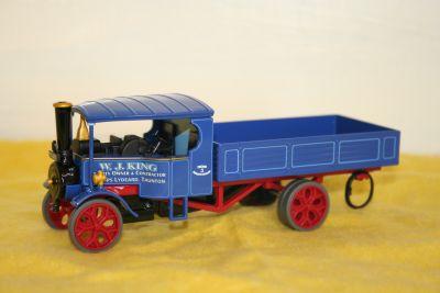 Die cast Corgi Foden dropside steam truck 1:50 scale CC20206