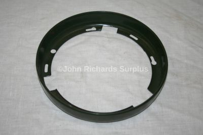 Land Rover Military Headlamp Outer Bezel 264581 New