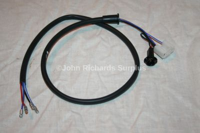 Headlight Harness With 3 Pin Plug and Sidelight Fitting 27H5976