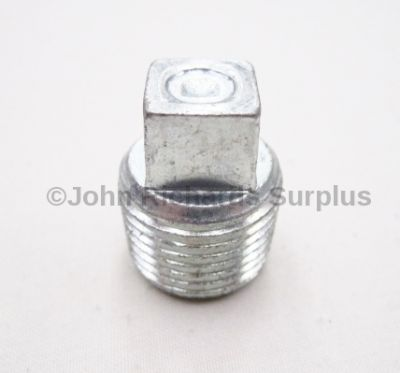 Land Rover Oil Level Plug Various Applications 3292