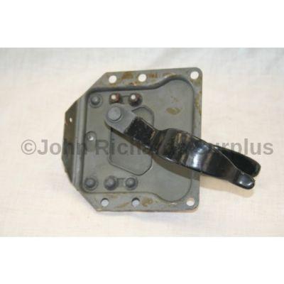 Land Rover R/H door handle with lock 345431
