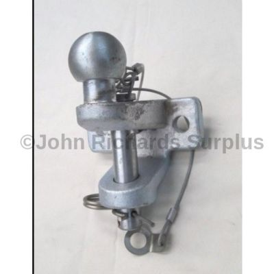 Dual purpose 50mm tow hitch galvanised 3588