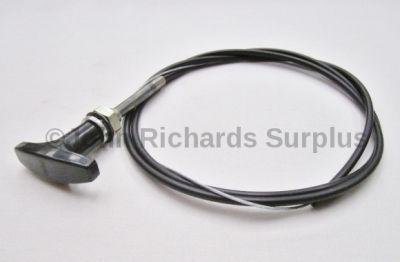 Bonnet Release Cable 391290