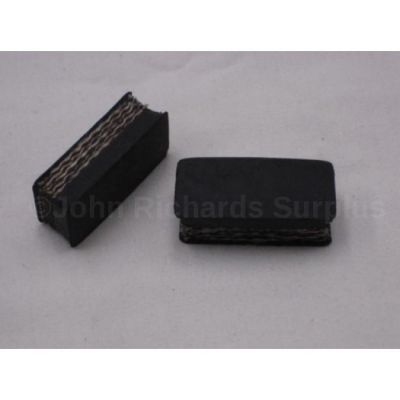 Land Rover door check rubber pair 395481