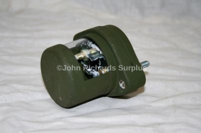 Hella Military Number Plate Lamp 6220 12 138 3986