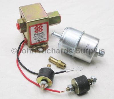 Solid State Facet cube fuel pump kit suitable for Land Rover Range Rover etc type 4105K (PRC3901)