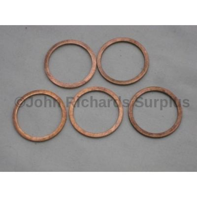 Land Rover copper washer 515599 (5 pack)