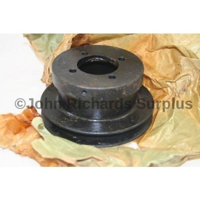 Land Rover Military FFR series 24volt water pump pulley 519028