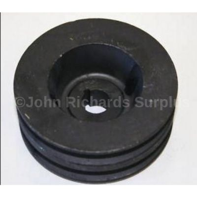 Land Rover twin belt dynamo pulley 530132