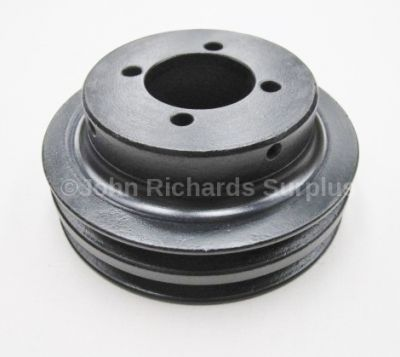 Water Pump Twin Pulley Refurbished 530304