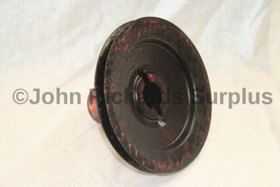 Land Rover Military Series early 24volt FFR crankshaft pulley 564378