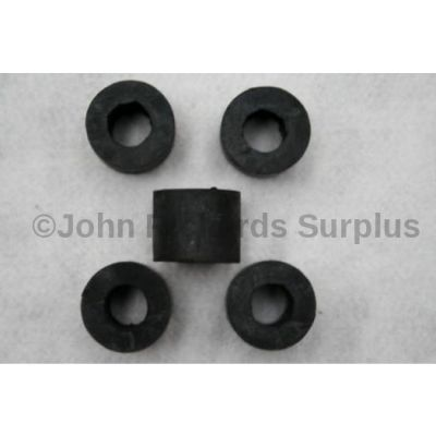 Exhaust Mounting Rubber Pack Of 5 572167