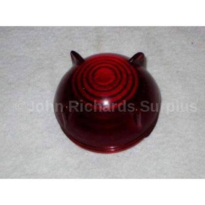 Military glass stop/tail lamp lens Lucas no 576204 600858