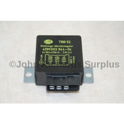 Land Rover Hella 24volt flasher relay TBB52 579226