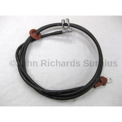 Land Rover positive battery lead 589506