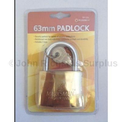 Padlock 63mm
