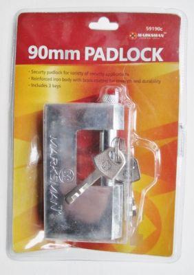 Padlock 90mm