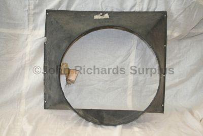 Land Rover military 101 FC radiator cowl damaged 595279