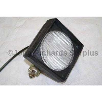 Pedestal mount worklamp