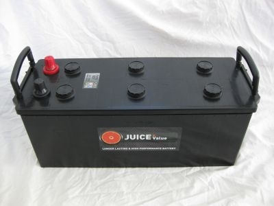 Juice 12V 120AH Commercial Battery Type 637 (Collect Only)