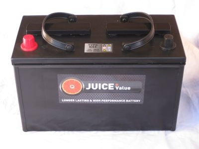 Juice 12V 94AH Commercial Battery Type 644 (Collect Only)