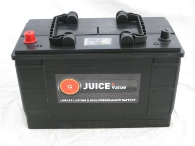 Juice 12V 110AH Commercial Battery Type 664 (Collect Only)