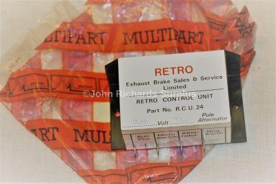 Multipart 24 Volt Control Unit AAU9104 2530-99-752-7006