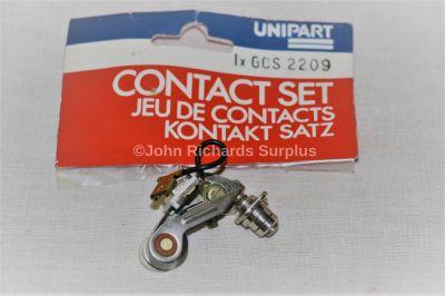 Unipart Contact Set Points GCS2209