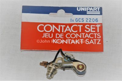 Unipart Contact Set Points GCS2206