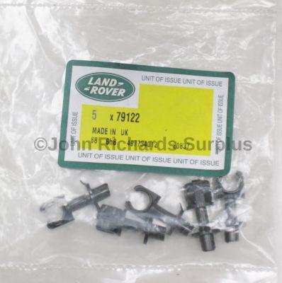 Fuel Pipe Single Clip x 5 79122
