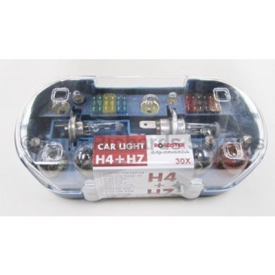 Emergency Car Bulb and Fuse Kit 81140c