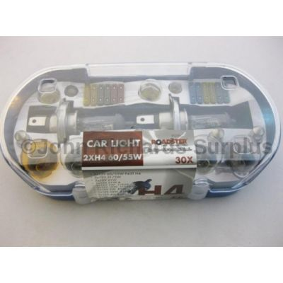 Emergency Car Bulb and Fuse Kit 81276c
