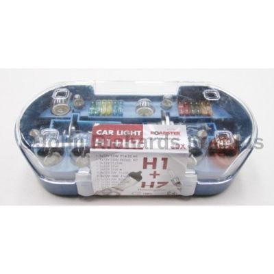 Emergency Car Bulb and Fuse Kit 81278c