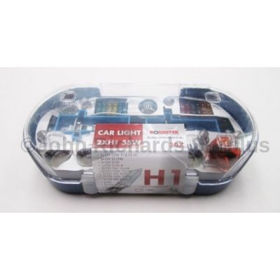 Emergency Car Bulb and Fuse Kit 81475c