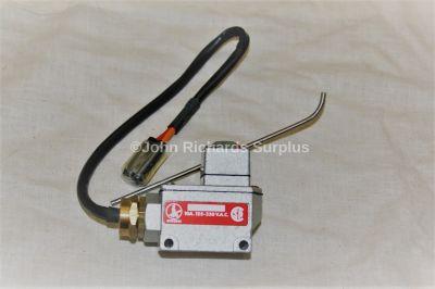 Burgess Micro Switch 10 Amp M2V 3HM6SRA