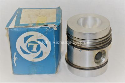 Leyland-Nuffield Diesel Tractor Piston With Rings 37D3106