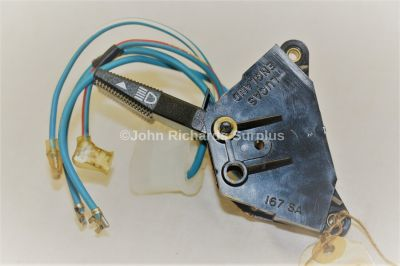 Lucas Commercial Vehicle Headlight Switch 30807