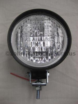 Halogen worklamp  with 12v 55w H3 bulb