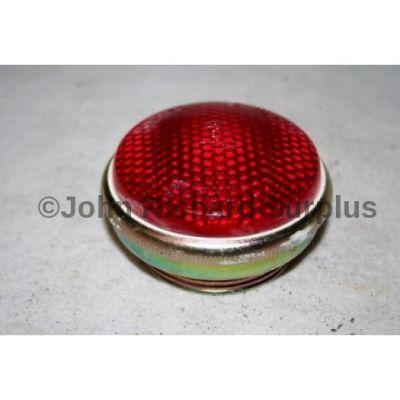 Land Rover Military Vehicle Hi-Intensity rear stop-tail lamp lens Fish Eye AAU1079
