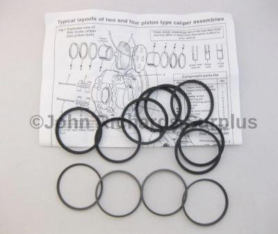 Brake Caliper Piston Seal Kit AEU1547