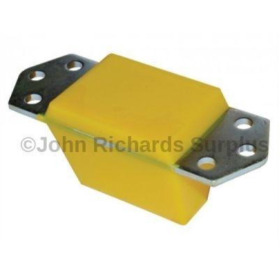 Rear Extended Polyurethane Bump Stop P.O.A ANR4189PY-YELLOW