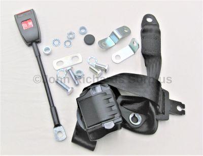 Inertia 3 Point Seat Belt Kit BA188