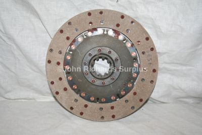 David Brown Case Tractor Rigid Clutch Plate HB3394 K923374
