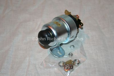 Starter Solenoid with Manual Button 12 Volt BCA4501 Replaces Lucas 76703