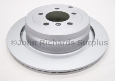 Brake Disc Vented Rear SDB500202