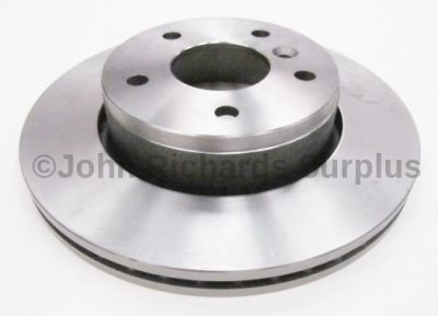 Brake Disc Vented Front NTC8780