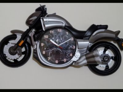 Yamaha V-Max Luxury Motorcycle wall clock Black