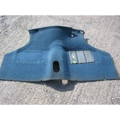 BLMC Mini blue front carpet RHD