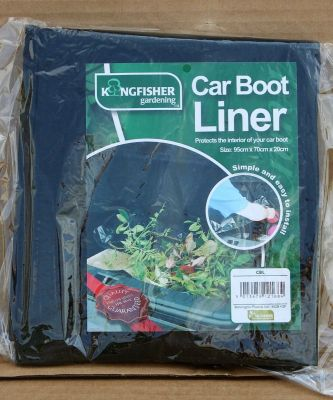 Kingfisher Tough Woven Waterproof Car Boot Liner